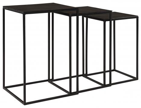 Nova sidobord svart 1