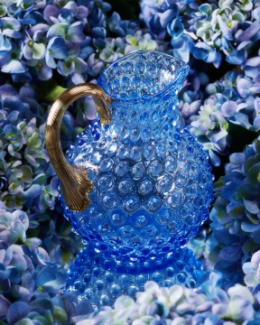 Paris karaff blue grace 1 liter 2