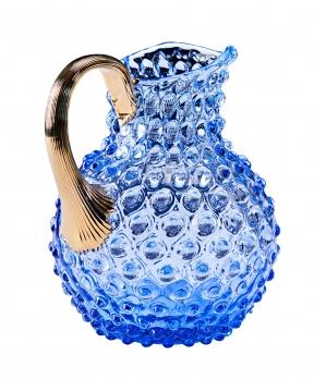 Paris karaff blue grace 1 liter 4