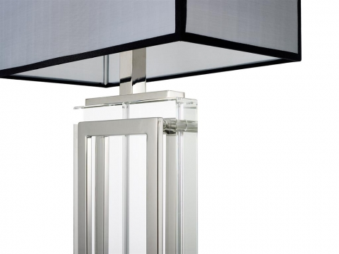 Bordlampa Arlington Crystal 2