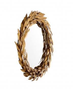 Bonheur spegel guld 2