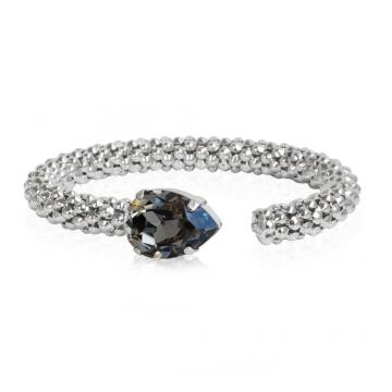 Rope blackdiamond. rhodium