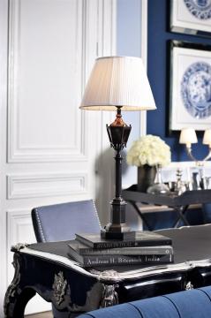 Skrivbord Lodewijk XV piano black 3