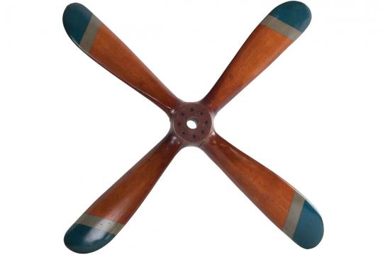 Four Blade Wooden propeller S 1