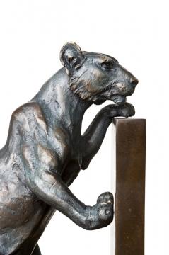 Bokstöd Lioness set of 2 2