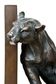 Bokstöd Lioness set of 2 3