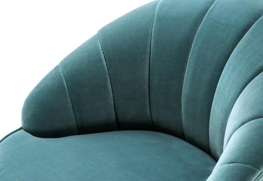 Fåtölj Hadley cameron deep turquoise 4