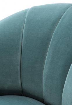 Fåtölj Hadley cameron deep turquoise 5