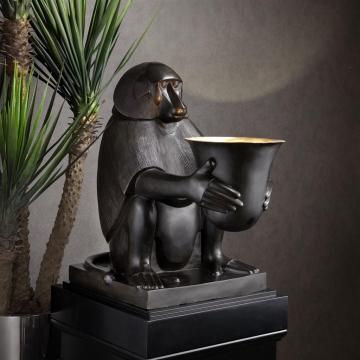 Bordslampa Apa Art Deco 5