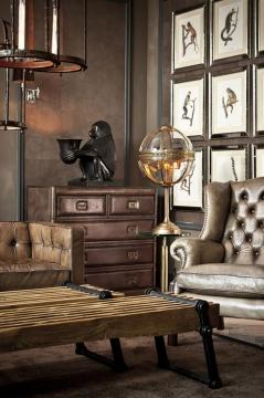 Bordslampa Apa Art Deco 6