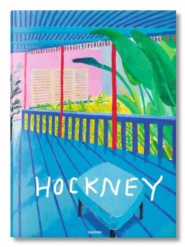 David Hockney. A Bigger Book 1
