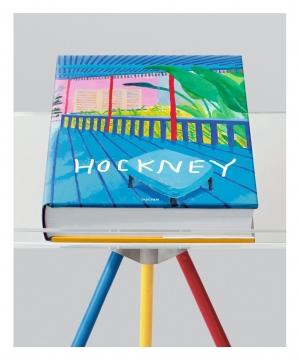 David Hockney. A Bigger Book 4