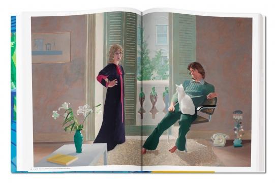 David Hockney. A Bigger Book 2