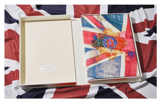 Her Majesty, Vivienne Westwood Edition 3