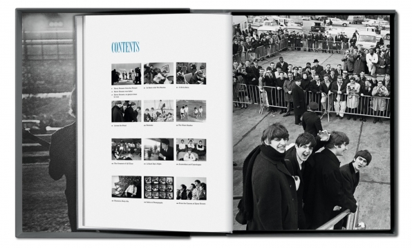 Harry Benson. The Beatles 4