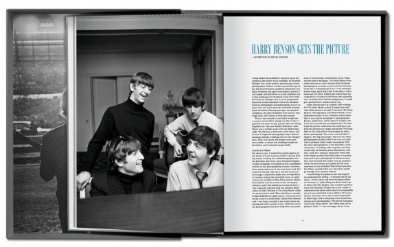 Harry Benson. The Beatles 5