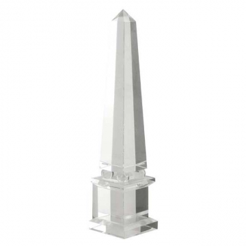 Cantabria obelisk stor kristallglas 1