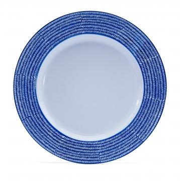 Capri Azzurra serveringsfat blå/vit 3