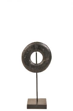 Black Jade skulptur liten 1