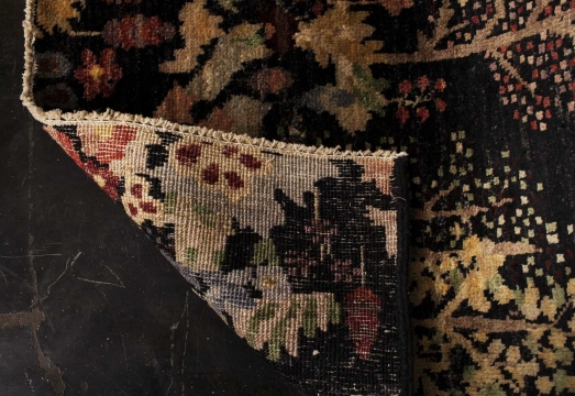 Orient Paradis matta svart 250x350 cm 2