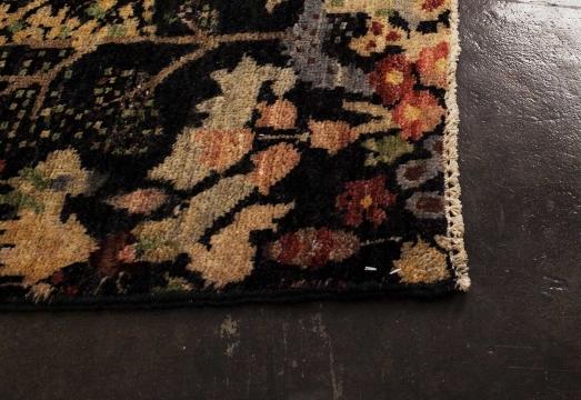 Orient Paradis matta svart 250x350 cm 3