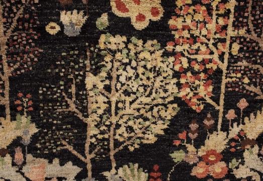 Orient Paradis matta svart 250x350 cm 5