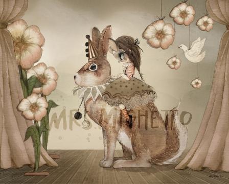 Miss Poppy poster 1