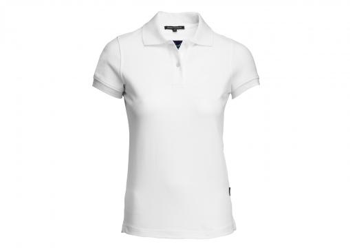 Harvard Polo Piké Ivy vit woman utan logo 1