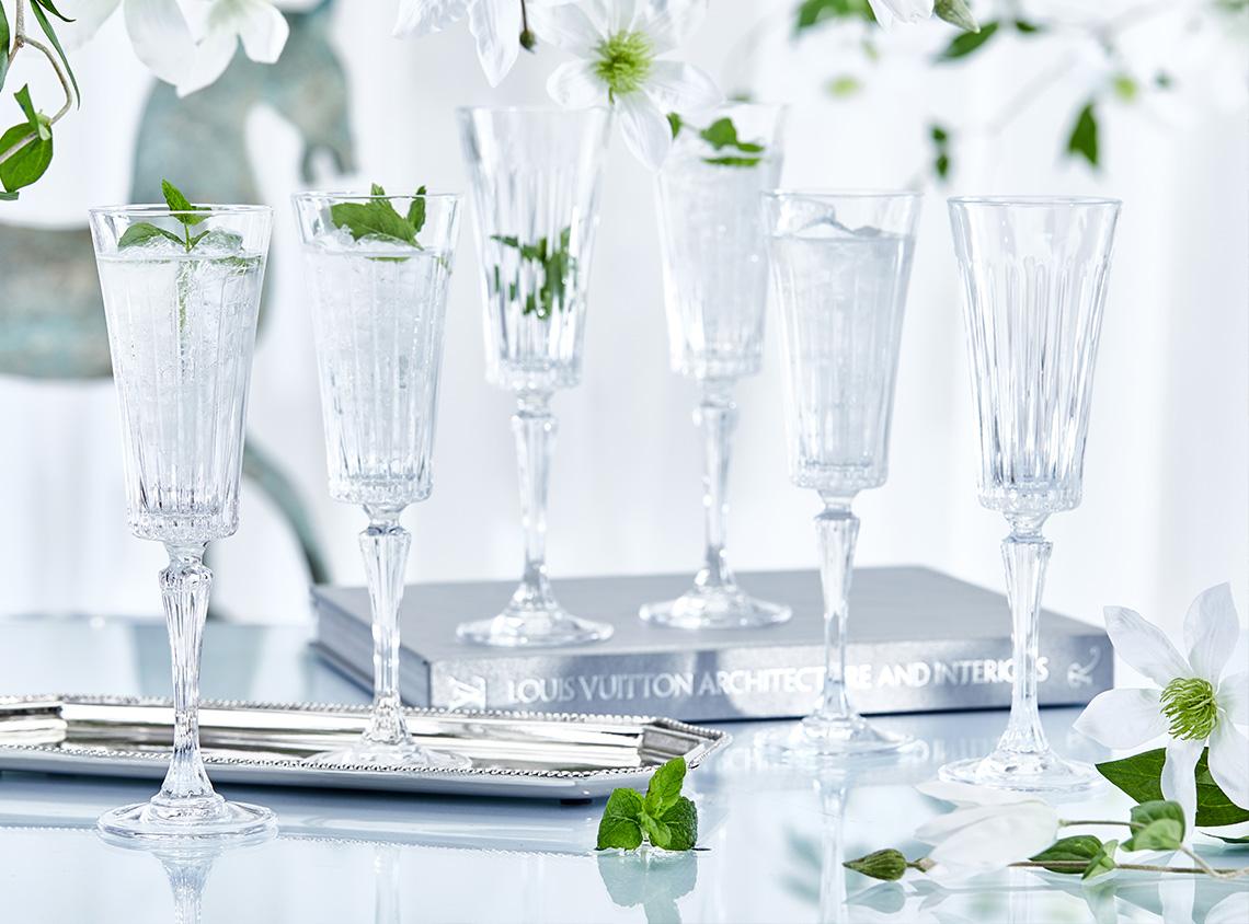 Champagneglas 1