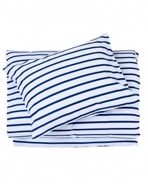 Cap Bénat påslakanset vit/blå 3