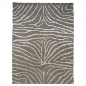 Zebra matta greige/lin 200x300 3