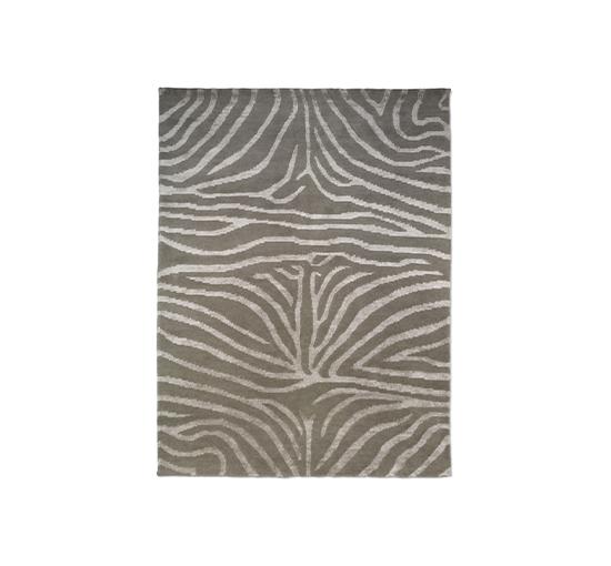 Listbild Zebra matta greige/lin 250x350