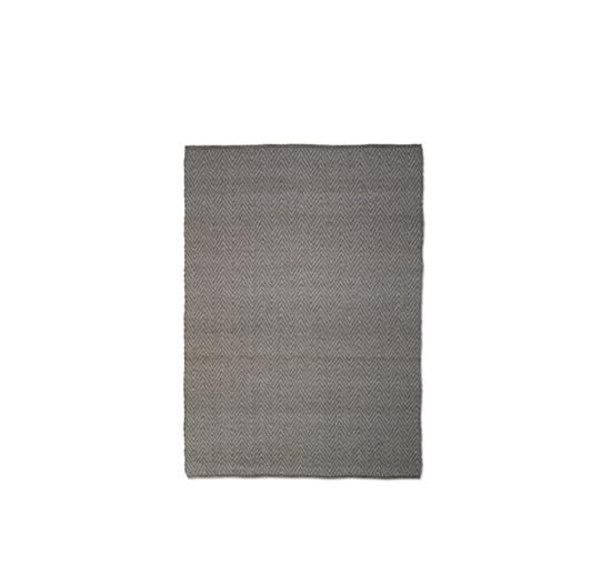 Listbild Colorado matta naturgrå 170x230