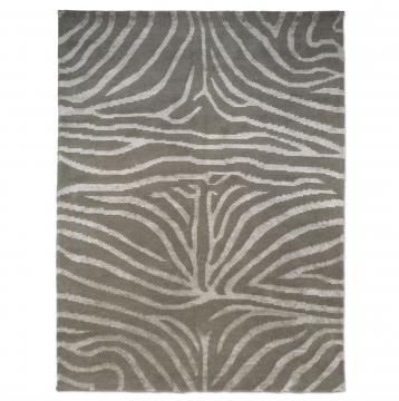 Zebra matta greige/lin 170x230 1
