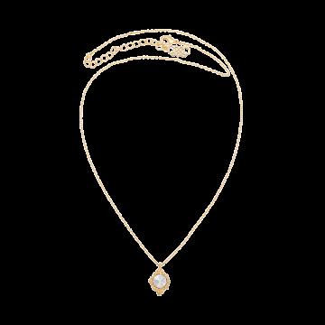 Miss Bonnie halsband guld crystal 2