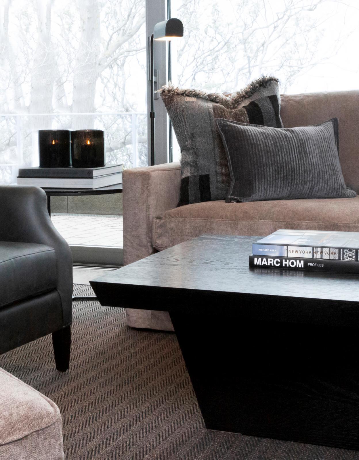 Trent rektangulärt soffbord ek Artwood | Köp soffbord hos