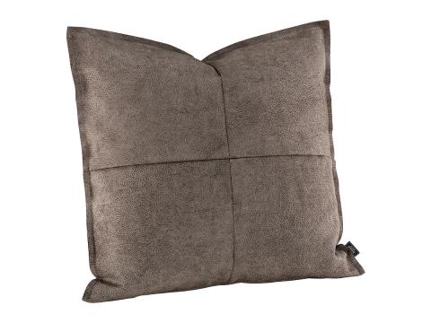 Buffalo kuddfodral brun 60x60 1