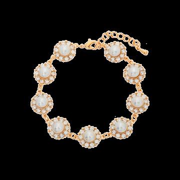 Sofia armband ivory pearl 1