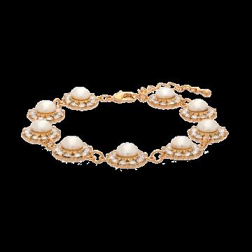 Sofia armband ivory pearl 2