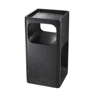 Adler sidobord marmor svart 1