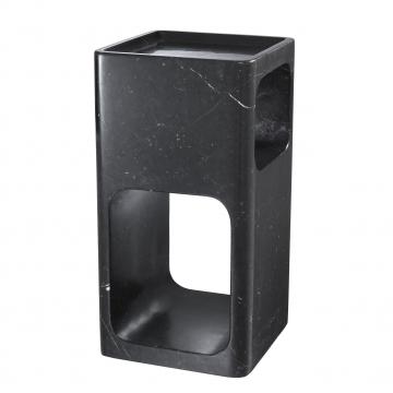 Adler sidobord marmor svart 4
