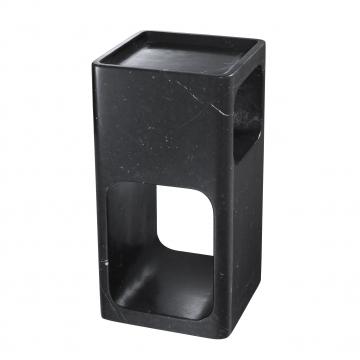Adler sidobord marmor svart 3