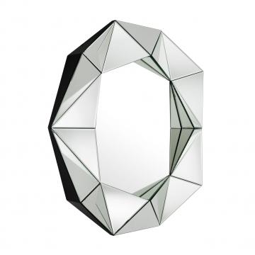 Del Ray spegel tredimensionell 2