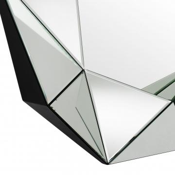 Del Ray spegel tredimensionell 3
