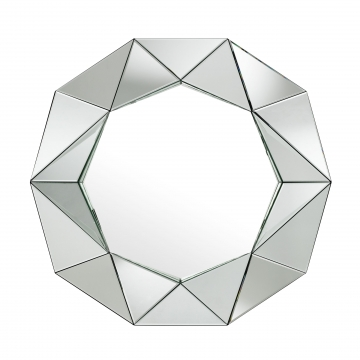 Del Ray spegel tredimensionell 1