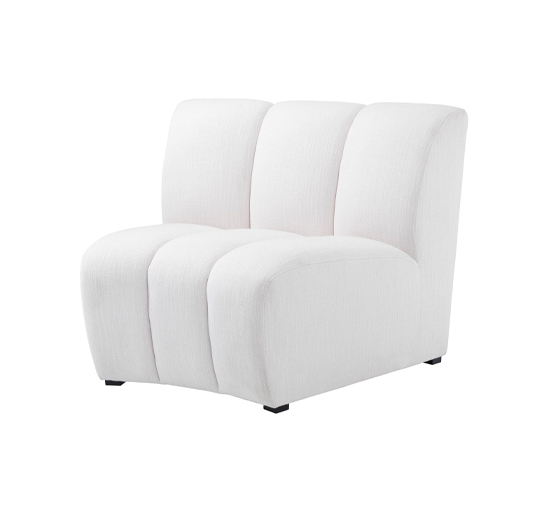 Listbild Lando soffa modul avalon vit