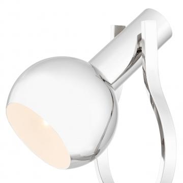Jaques bordslampa nickel 4