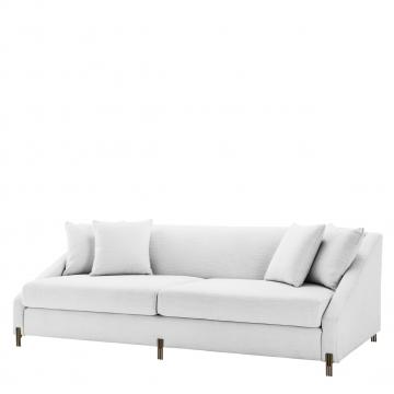 Candice soffa avalon vit 2