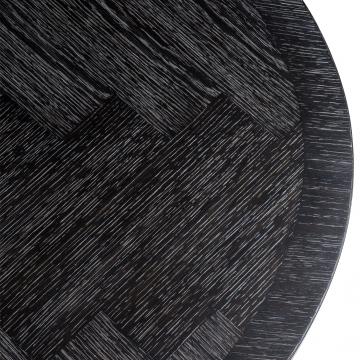 Melchior matbord oval charcoal 5