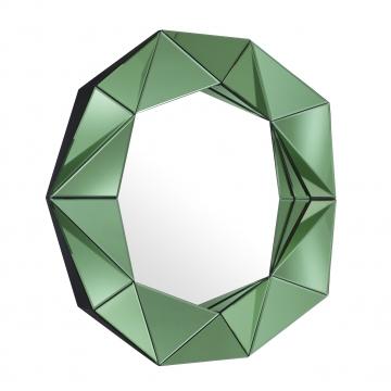 Del Ray spegel tredimensionell grön 2